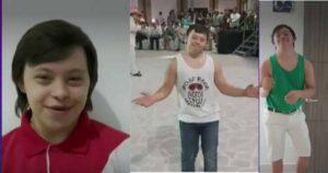 Santiago, el colombiano con síndrome de Down que se volvió famoso en redes bailando 1