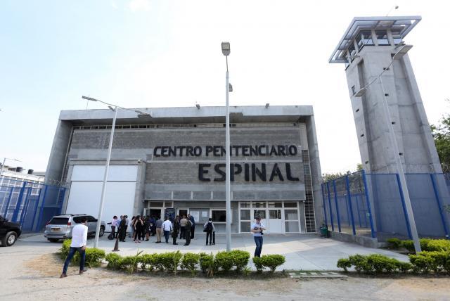 La dura batalla que le ganó la cárcel de Espinal al Covid-19 2
