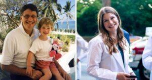 Jennifer, la hija de Bill Gates, contó ha sido vivir en la familia más rica del mundo 1