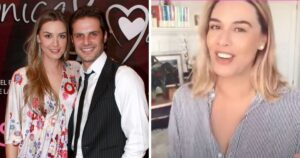 """Hubo cachos"": Mónica Fonseca detalló el martirió que vivió en su matrimonio con Mark Tacher 1"