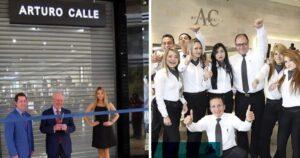 Arturo Calle llegó al corazón de los colombianos con detalle que tuvo con sus clientes 1