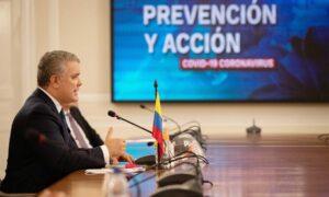 El Aislamiento Preventivo Obligatorio en Colombia se extiende hasta el 1° de agosto 1