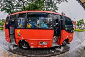 Estos son los recorridos de las nuevas rutas en el transporte de Ibagué 1