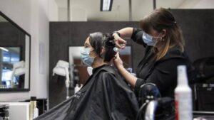 Cierran centros de belleza y una barbería en el Jordán y El Salado 1