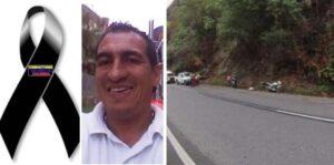 Hallan cuerpo del camionero desaparecido en el caso de su compañero que se suicidó en el puente de Cajamarca 1