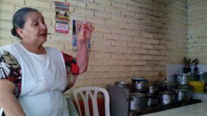 Consuelito, la vendedora más antigua de la plaza de La 14 1
