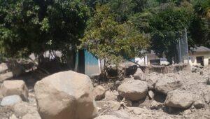 Derrumbe en zona rural de Chaparral acabó con las vidas de una abuela y un niño 2
