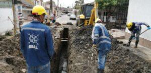 Diez mil metros de redes y vías se recuperarán en Ibagué 1