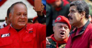 Diosdado Cabello, la mano derecha de Maduro, dio positivo al Covid-19 tras fuerte alergia 1