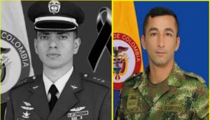 Dos tolimenses murieron en el accidente del helicóptero militar en el Guaviare 1