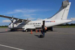 Easyfly se alista para planes piloto de vuelos nacionales 1