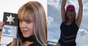En minifalda, Patricia Silva demostró que sigue siendo el ícono seductor de 'Sábados Felices' 1