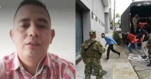 """""""Evadieron la patrulla móvil"""": Sargento contó cómo descubrió el caso de la niña emberá 1"""