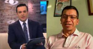 """Enojados con Caracol, le reclaman a Juan Diego Alvira por """"atacar"""" al alcalde de Huila 1"""