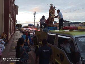 La pandemia destiñó la tradicional celebración del Día de la Virgen del Carmen 1