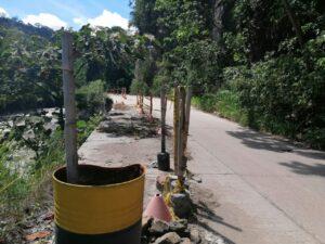 La vía Ibagué - San Luis será rehabilitada en el sector de Payandé 1