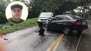 Motociclista perdió la vida en accidente múltiple cerca a Chicoral 1