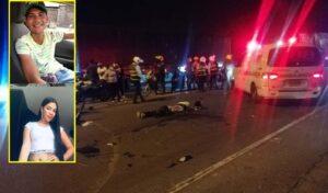 'Piques ilegales' cobraron otro muerto: Un motociclista espinaluno 1