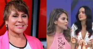 """""""No son periodistas"""": 'La Negra Candela' opinó que Elianis y Alejandra están en 'Lo Sé Todo' por mostronas 1"""