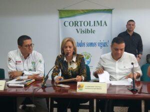Directora de Cortolima dio positivo para Covid -19 1
