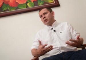 Senador Miguel Barreto dio positivo para conoravirus 1