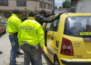Así descubrieron el 'falso atraco' de un taxista que quería 'dárselas de abeja' 1