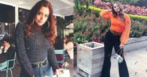 Valeria Caneva, la exparticipante curvy de 'La Agencia', lució sus curvas en un body de lencería 1
