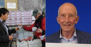 Vendedora se equivocó al despacharle la lotería y el cliente se volvió millonario 1
