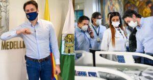 """Se le van encima a Daniel Quintero por """"desechar"""" médicos locales para contratar cubanos 1"""