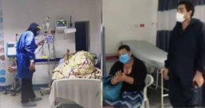 De admirar: Médico les canta a sus pacientes con Covid-19 para hacerlos sentir mejor 1