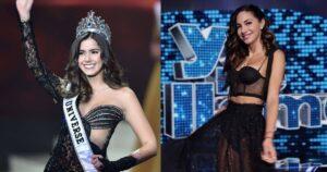 RCN goleó: Se llevó a Valerie Domínguez y al Miss Universo Colombia, pero a la gente no le gustó 1
