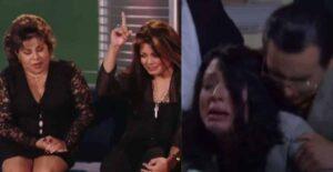 Muy conmovedor: Televidentes lloraron con el fallecimiento de la mamá de Marbelle 1