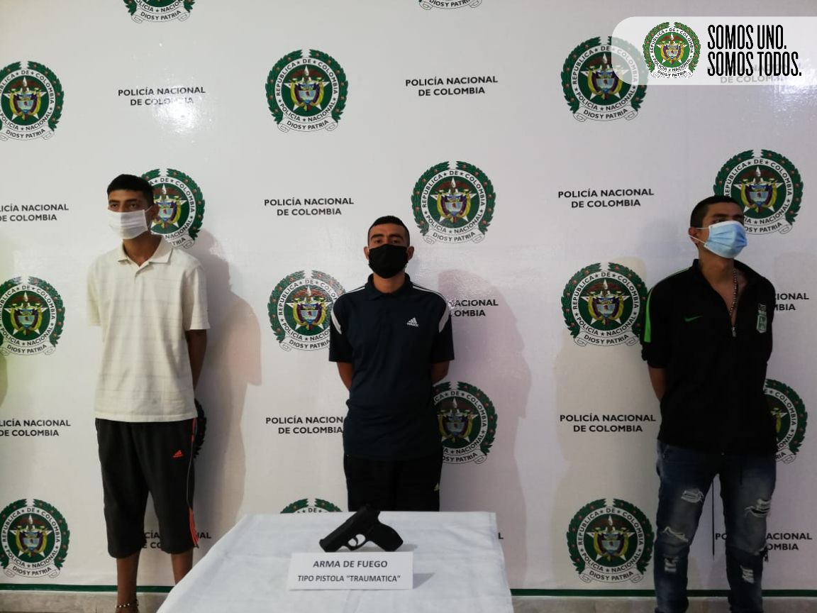 Le echaron mano a 'Los Carebolas', la temible banda de la Comuna Siete 1