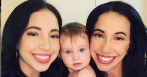 Mamá e hija se llevan 30 años, pero parecen gemelas y hasta los esposos las confunden 1