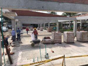 Así avanzan las obras de infraestructura educativa en Ibagué 1