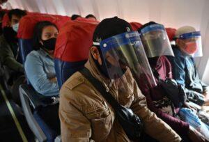 Más de 31 mil colombianos han regresado al país en cerca de 265 vuelos humanitarios durante la pandemia 1