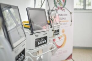 Alcaldía recibió donación de ventiladores mecánicos para atención de pacientes con Covid-19 - 1