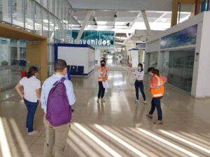 Aeropuerto Perales reiniciaría operaciones a finales de este mes 1