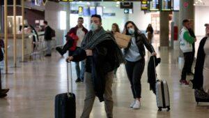 Viajeros al exterior deberán hacerse prueba de covid-19 - 1