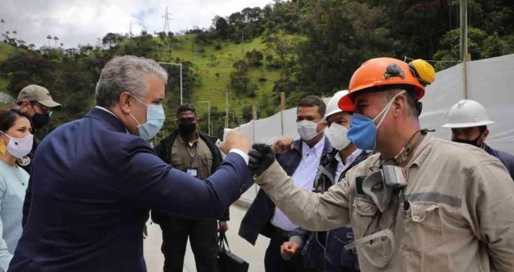 Ni de Uribe, ni de Santos, ni de Duque, ¡el Túnel es de todos! 2