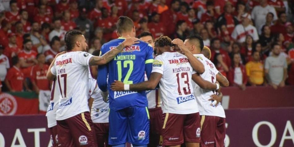 Reportan contagio masivo de covid-19 en Deportes Tolima 2