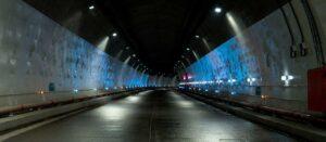 Trancón vehicular en Túnel de La Línea no fue por apagón eléctrico 1