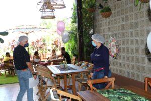 Continúan las visitas de inspección en restaurantes de Ibagué 1