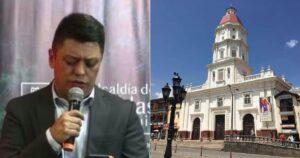 Alcalde de Caldas cayó en una broma durante un Live 1