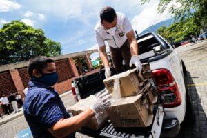 """La Cámara de Comercio de Ibagué se unió a la campaña """"limpia tu casa, cuida el planeta"""" - 1"""