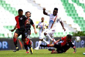 Tolima goleó 3-0 al Cúcuta, volvió al liderato y está 'casi clasificado' 1