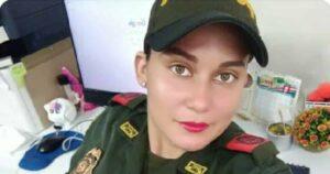 Líder social denunció caso acoso a patrullera 1
