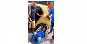#EnVideo: Casi linchan al 'caco' en la Quinta con 42 1