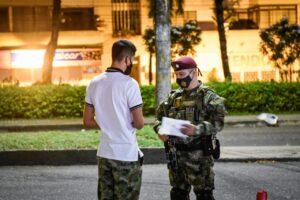 Ibagué permanecerá militarizada durante los 'toques de queda' 1
