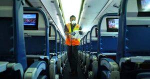 Investigarán a aerolíneas que transportaron pasajeros con Covid 19 1